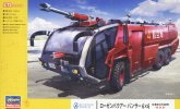 Hasegawa 52268 - 1/72 Rosenbauer Panther 6x6 Airport Crash Tender JCAB (Japan Civil Aviation Bureau)