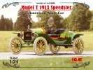 ICM 24015 - 1/24 Model T 1913 Speedster, American Sport Car