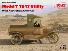 ICM 35664 - 1/35 Model T 1917 Utility, WWI Australian Army Car