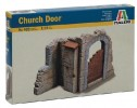 Italeri 0409 - 1/35 Church Door