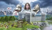 Italeri 6185 - 1/72 Castle Under Siege 100 Year's War 1337/1453 Battle set
