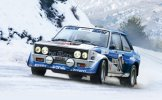 Italeri 3662 - 1/24 Fiat 131 Abarth Rally