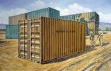 Italeri 6516 - 1/35 20-feet Military Container
