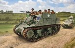 Italeri 6551 - 1/35 Kangaroo Armored Personnel Carrier M7 Priest HMC chassis version
