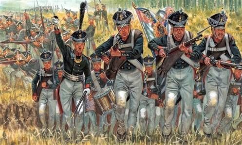 italeri 6073 1 72 napoleonic wars russian infantry