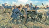 Italeri 6038 - 1/72 American Civil War - Union Artil.
