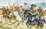 Italeri 6011 - 1/72 Confederate Cavalry (American Civil War)