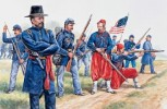 Italeri 6012 - 1/72 Union Infantry And Zuaves (American Civil War)