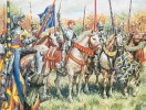 Italeri 6026 - 1/72 French Warriors (100 Years War)