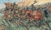 Italeri 6027 - 1/72 100 Years War-British Warriors/English Knights and Archers