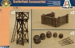 Italeri 6870 - 1/32 Battlefield Accessories
