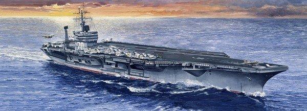 1999 Italeri 5506 1:720 USS Carl Vinson CVN-70