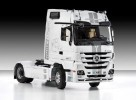 Italeri 3884 - 1/24 Mercedes-Benz Actros 1851 Blackliner MP3