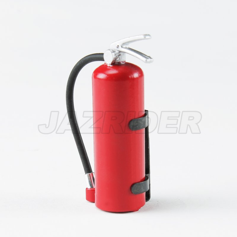 1/10 Plastic Fire Extinguisher For RC Car/ Crawler/ Pick Up Truck