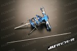 Align T-rex TRex 500 parts -  Metal Main Rotor Head Assembly - Jazrider Brand [JR-HAG-TX500-050]
