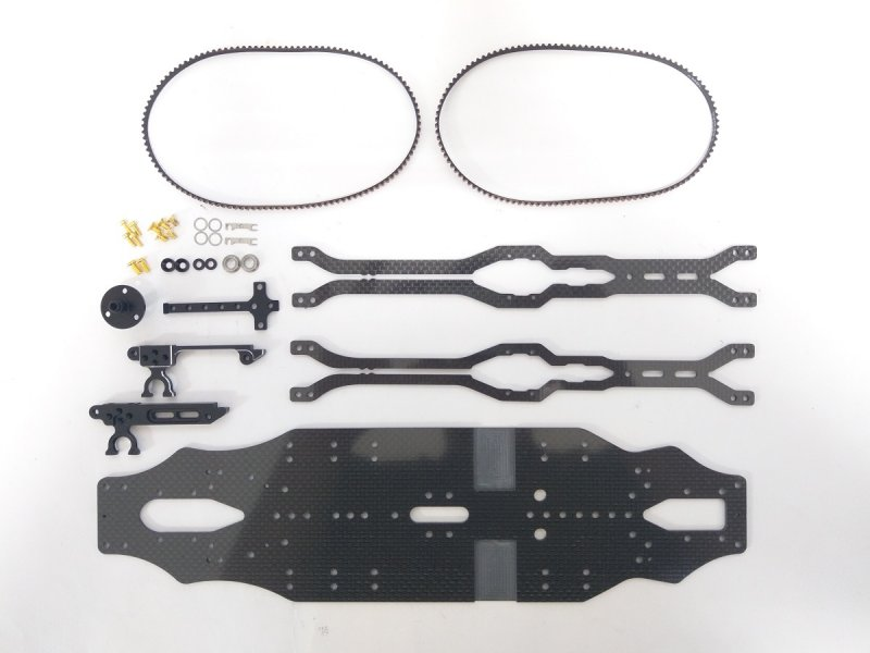 Yokomo BD9 Mid-Motor Conversion Kit