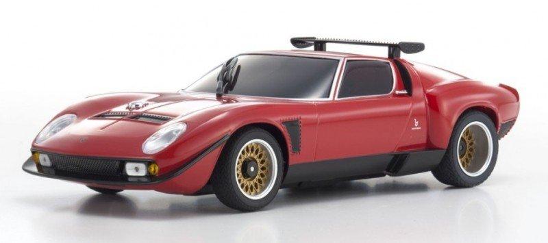Kyosho 32242r Lamborghini Jota Svr Red Mr 03 Sports 2 R S Readyset