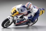 Kyosho 34932 - 1/8 Honda NSR500 1991 Kit EP Motorcycles Hanging On Racer