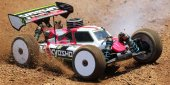 Kyosho 33014T1 - INFERNO MP9 TKI4 T1 (Red) 1/8 GP 4WD Buggy Readyset RTR