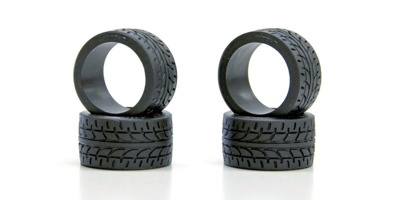 Kyosho MZW38-30 - MINI-Z Racing Radial Wide Tire 30