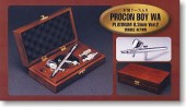Mr.Hobby GSI-PS289W - PROCON BOY WA Platinum 0.3mm WOOD Box