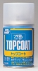 Mr.Hobby GSI-B503 - Mr Top Coat Flat Matt 86ml