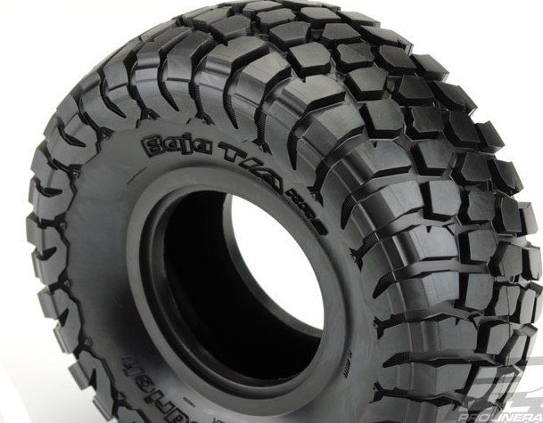 Bf Goodrich Truck Tires >> Pro Line 10119 14 Bf Goodrich Baja T A Kr2 2 2 G8 Rock Terrain Truck Tires For Front Or Rear 2 2 Crawler