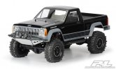 Pro-Line #3362-00 | Jeep Comanche Full Bed Clear Body for Axial SCX10 12.3 (313mm) Wheelbase Scale Crawlers