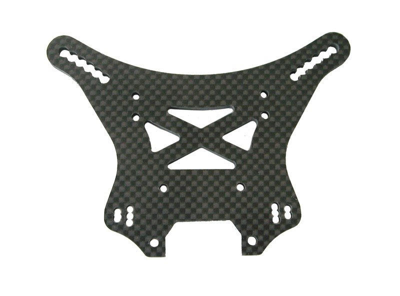 Serpent 600397 Shocktower Rear Carbon