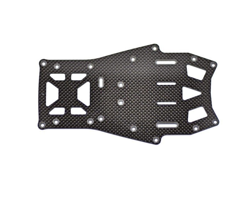Serpent 411319 Chassis Carbon 2mm S120 LTR