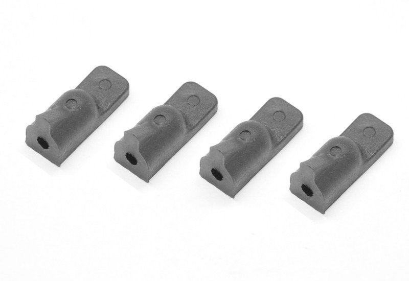 Serpent 500279 Battery Holders (4) SRX2 MM