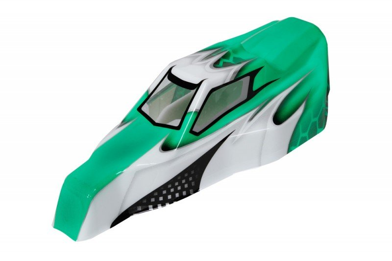 Serpent 170333 Body Spyder 2wd RM 1/10 Green