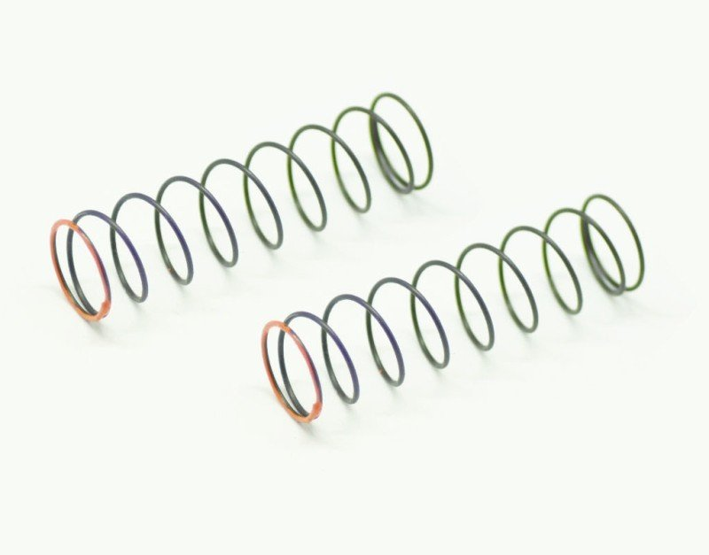 Serpent 500230 Shock Spring Orange 2 0lbs rr (2) SRX2