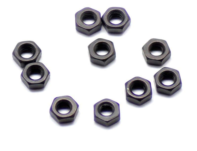 Serpent 110407 Nut M3 (10)