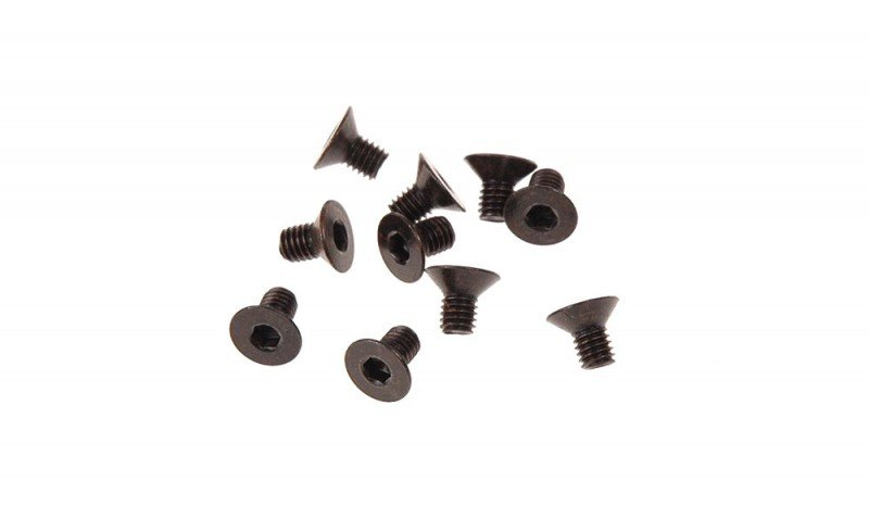 Serpent 411154 Screw CSH M3x5mm (10)