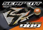 Serpent SER903019 Serpent VIPER 989 40th anniversary 1/8 GP