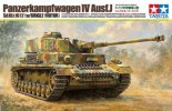 Tamiya #36211 - 1/16 German Pz.Kpfw.IV Ausf.J (with Single Motor)