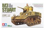 Tamiya #35360 - 1/35 US Light Tank M3 Stuart Late Production