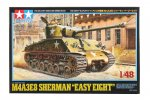 Tamiya #32595 - 1/48 U.S. Medium Tank M4A3E8 Sherman \'Easy Eight\'