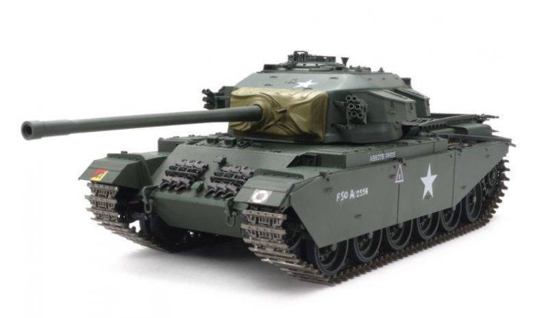 Tamiya #56604 - 1/25 R/C British Battle Tank Centurion Mk III (w/Control  Unit)