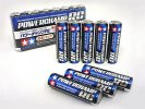 Tamiya #55100 - High Performance Alkaline Battery POWERCHAMP RC (8PCS.) LR6/1.5V