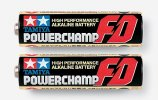 Tamiya #55101 - Power Champ FD 2pcs