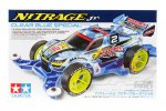 Tamiya #95398 - Nitrage Jr. Clear Blue Special (MA Chassis)