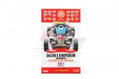 Tamiya #95110 - Dash-1 Emperor Memorial (MS Chassis) 30 Years of The Japan Cup
