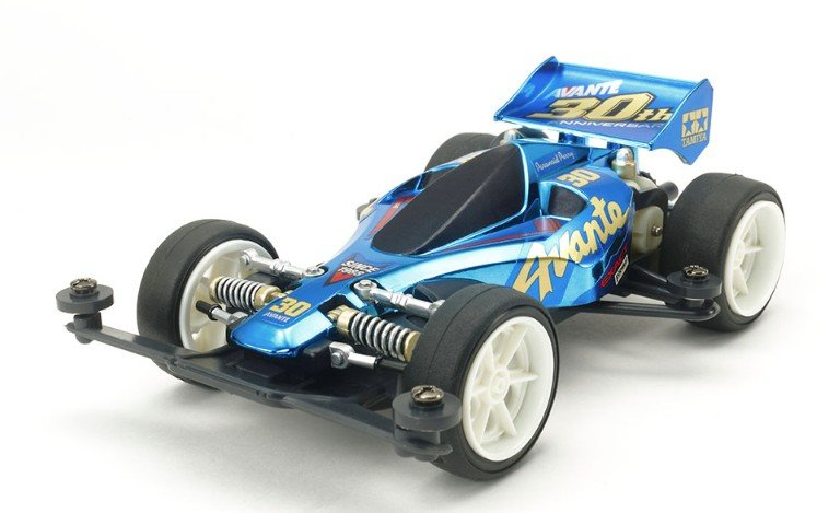 Tamiya #95474 - Avante Jr. 30th Anniversary Special (Type 2 Chassis)