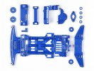 Tamiya #94271 - JR Super 1 Chassis Blue