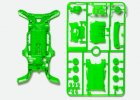 Tamiya #94997 - AR Fluorescent-Color Chassis Set (Green)