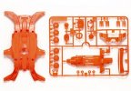 Tamiya #95320 - MA Fluorescent-Color Chassis Set (Orange)