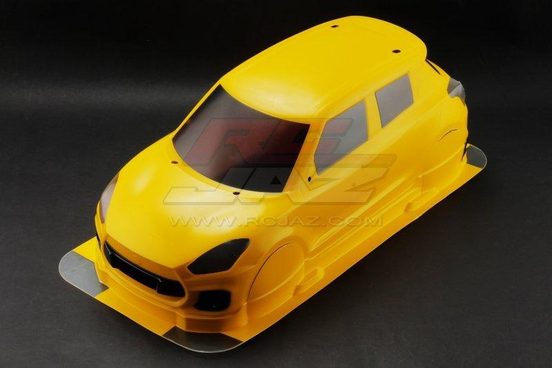 Tamiya 51652 1//10 RC M-Chassis Car Suzuki Swift Sport 2017 Body Parts Set SP1652