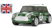 Tamiya #84183 - 1/10 RC Mini Cooper w/Union Jack Sticker Finished Body - M05 Chassis